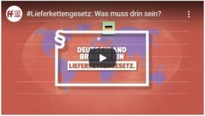 Video Lieferkettengesetz
