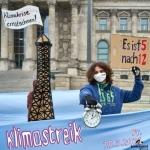 Aufruf für den globalen Klimastreik am 19. März 2021